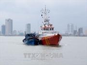 Cứu hộ thành công 11 thuyền viên gặp nạn trên biển