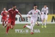 VCK U23 châu Á 2018: Thủ môn Tiến Dũng nói về đối thủ U23 Iraq trong trận tứ kết