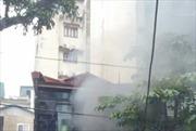 Cháy nhà 3 tầng tại thành phố Buôn Ma Thuột