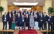 Tổng Bí thư Nguyễn Phú Trọng tiếp trưởng đoàn dự Hội nghị APPF-26