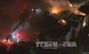 Hỏa hoạn nhà dân khiến 7 trẻ em thiệt mạng
