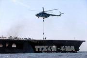 Iran tập trận thường niên gần Eo biển Hormuz