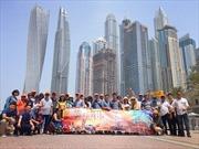 Giá tour tăng nhẹ trong dịp Tết Nguyên đán, khách vẫn đăng ký đông
