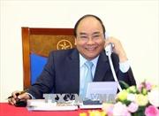Thủ tướng Nguyễn Xuân Phúc xúc động trước sự quật cường của U23 Việt Nam