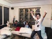 Nghệ sỹ không kiềm chế được cảm xúc trước kỳ tích của U23 Việt Nam