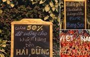 Quán cà phê, shop online đua nhau giảm giá mừng chiến thắng U23