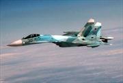 Su-27 Nga áp sát 1,5 m, cắt ngang đường bay máy bay do thám Mỹ
