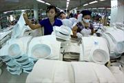 Doanh nghiệp dệt may ra quân làm hàng xuất khẩu từ đầu năm