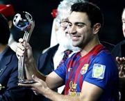 """Xavi là """"Tiền vệ dẫn dắt xuất sắc nhất"""" 4 năm liền"""