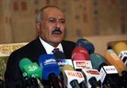 Yêmen thông qua dự luật ân xá cho Tổng thống Saleh