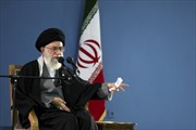 Iran bắt đầu làm giàu urani trong lòng núi
