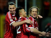 Vòng 20 Serie A: Milan bám theo Juve như hình với bóng