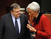 Eurozone thông qua 130 tỷ euro cứu trợ Hy Lạp