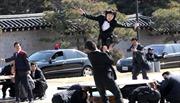 Diễn tập chống khủng bố tại Hàn Quốc