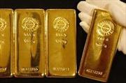 Giá vàng châu Á đảo chiều đi xuống