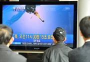 Trung Quốc, Nga quan ngại việc Triều Tiên phóng vệ tinh