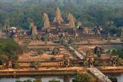 Xây dựng bản sao đền Angkor Wat tại Ấn Độ