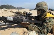 Căng thẳng với Triều Tiên, Mỹ- Hàn tập trận