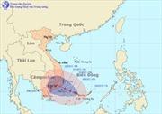 Bão số 1 cách bờ biển Ninh Thuận - Bình Thuận 350 km
