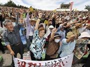 Dân Okinawa kiện đòi bồi thường vì tiếng ồn của máy bay Mỹ