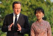 Mỹ và EU nới lỏng trừng phạt Mianma