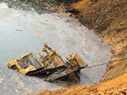 Lại xảy ra tai nạn lao động gây chết người tại Thái Nguyên
