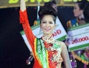 Người đẹp Đặng Thu Thảo (Bạc Liêu) đăng quang Hoa khôi ĐBSCL 2012