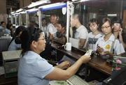 Giảm 10% giá vé tàu cho HS đi thi và nhập học năm 2012