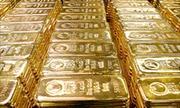 """Vàng tiếp tục """"bám đuổi"""" đồng euro"""