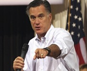 Bầu cử Mỹ: Ông Romney giành lợi thế tại Florida
