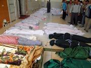 Bạo lực tiếp diễn tại Xyri, 33 người thiệt mạng