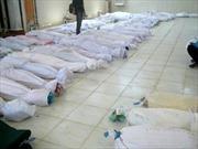 LHQ yêu cầu điều tra vụ thảm sát tại Xyri