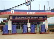 Vi phạm trong kinh doanh xăng dầu, bị phạt gần 200 triệu đồng
