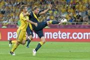 EURO 2012, Lượt trận thứ hai Bảng D Anh-Thụy Điển: Định đoạt số phận