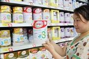 Phát hiện thủy ngân trong sữa bột Trung Quốc