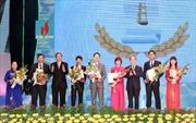 Tổ chức trọng thể Lễ trao Giải báo chí Quốc gia lần thứ VI năm 2011