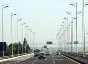 Hình ảnh đường cao tốc Cầu Giẽ - Ninh Bình sắp thông xe