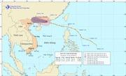 Bão số 3 suy yếu thành vùng áp thấp nhiệt đới