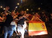 Niềm vui EURO 2012 xua 'bóng ma' khủng hoảng