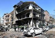 Bộ trưởng quốc phòng Syria thiệt mạng