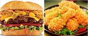 Đồ ăn nhanh làm tăng nguy cơ bệnh tim và tiểu đường