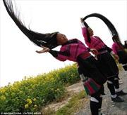 Độc đáo làng tóc dài nhất thế giới