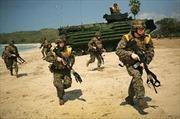 Myanmar muốn tham gia tập trận 'Hổ mang vàng'