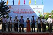 PTSC giúp xây dựng trường mầm non tại Thanh Hóa