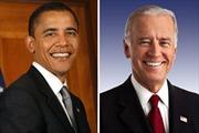 Bầu cử Mỹ: Liên danh Obama -  Biden dẫn điểm