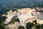 Thu hồi giấy phép khai thác vàng của một doanh nghiệp tại Tuyên Quang
