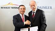 Daimler và Renault-Nissan hợp tác sản xuất ô tô tiết kiệm nhiên liệu
