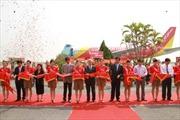VietJetAir khai trương đường bay Tp.HCM- Hải Phòng