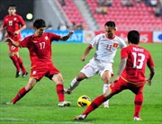 Việt Nam - Thái Lan: 1 - 3:  Không thể có phép màu!