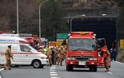 Tìm thấy thi thể những nạn nhân đầu tiên vụ sập hầm ở Nhật